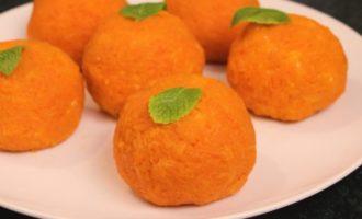 Aperitiv «Mandarine»