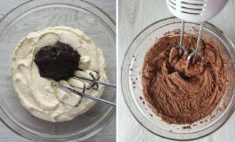 Cheesecake de ciocolată cu rom fără coacere