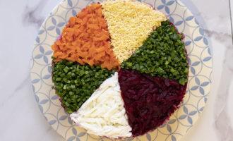 Salată rusească «Șuba»