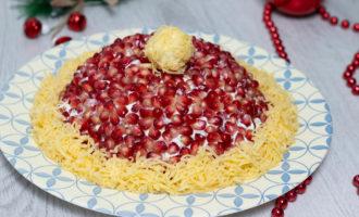 Salata Căciulița lui Moș Crăciun