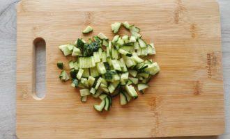 salata Cuib de prepelita pasul 5